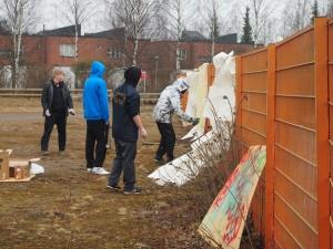 Graffiteja